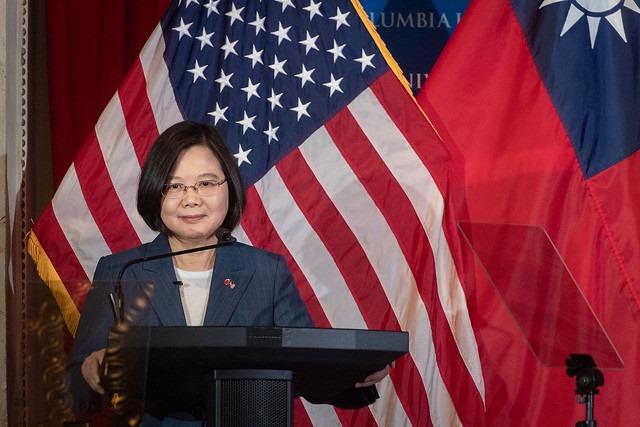 Những góc nhìn về kết quả bầu cử Tổng thống Đài Loan ThaiAnhVan%20Uni%20Columbia%20%20New%20York