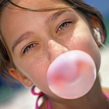 Devo confessarvi una perversione Chewing-gum