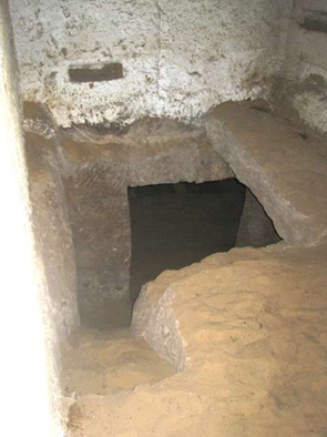 Extensive System Of Caves Discovered Under The Pyramids  Pyramid.g1