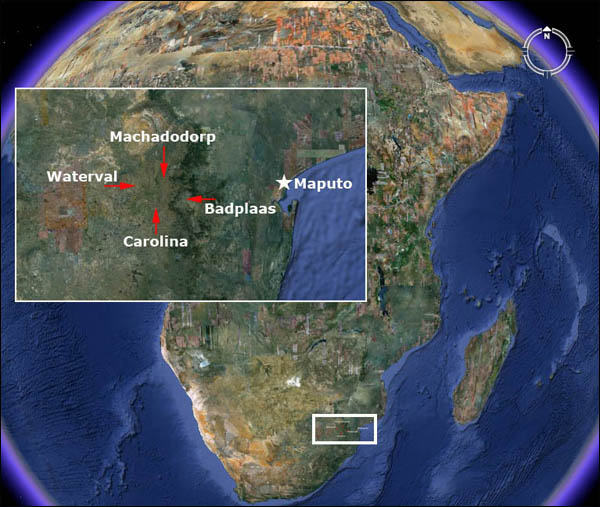 Amazing Metropolis Discovered in Africa is 200,000 years old! Adamscalendar.continent
