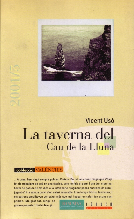 Literatura contemporánea en catalán 99taverna