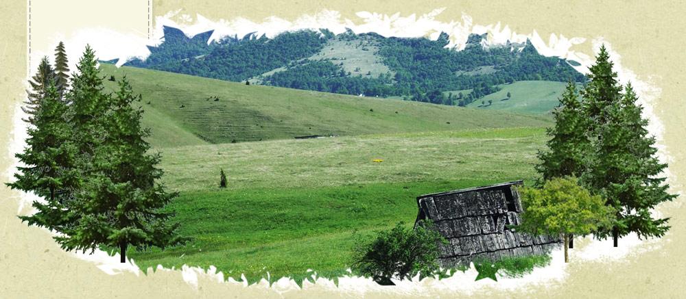 Srpski turizam - Planine Baner3
