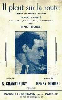 """Танго """"Дождь идет"""" Rossi2"""