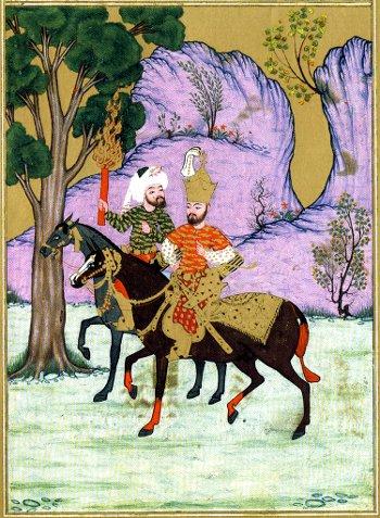 Rencontres entre l'Orient et l'Occident Alexandre-et-khidr-entrent-au-royaume-des-ombres