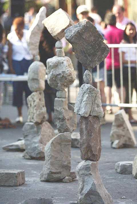 L'art de l'équilibre! Equilibre