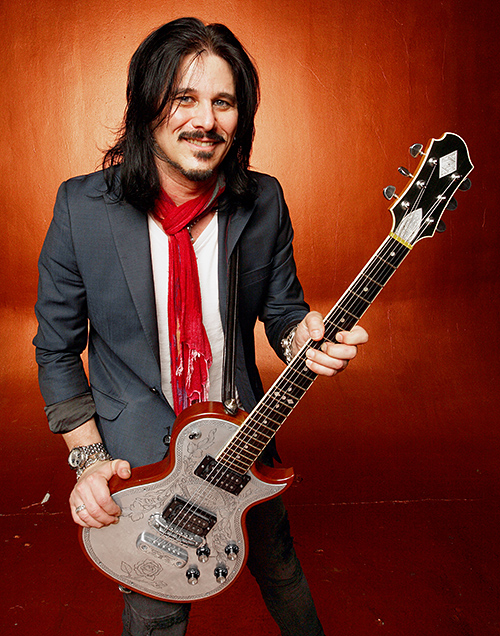 Gilby Clarke: The Gospel Truth (2020) GILBY_CLARK_01