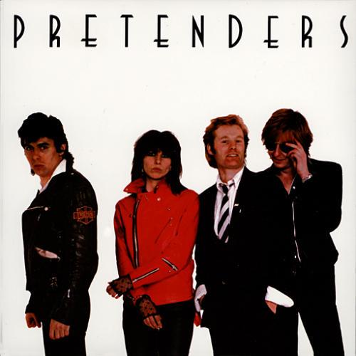 The Pretenders Pretenders-cover