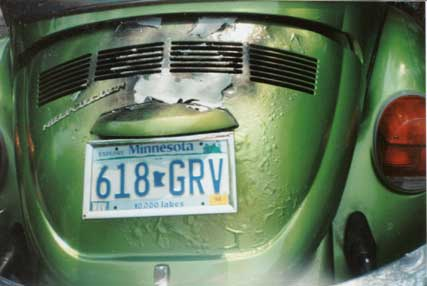 Here's my 56ragtop oval(56HAVOC) - Page 3 RearLidCloseup