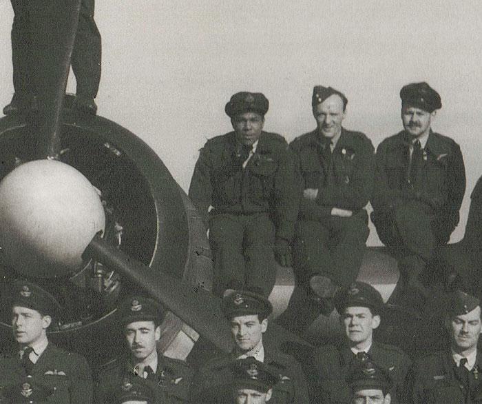Des afro canadiens dans la Royal Canadian Air Force  BlackBuffalo4