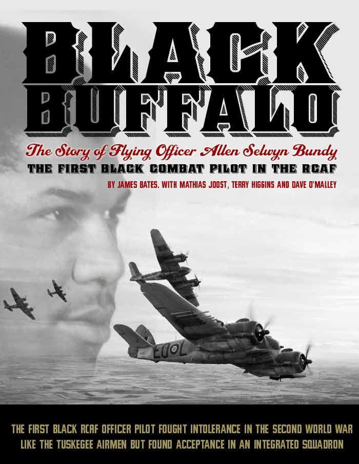 Des afro canadiens dans la Royal Canadian Air Force  BlackBuffaloTitle7