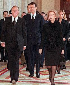 Funerales de la Realeza Reyes