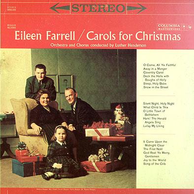 Préparons Noël : récitals de Noël et cadeaux inavouables Farrell