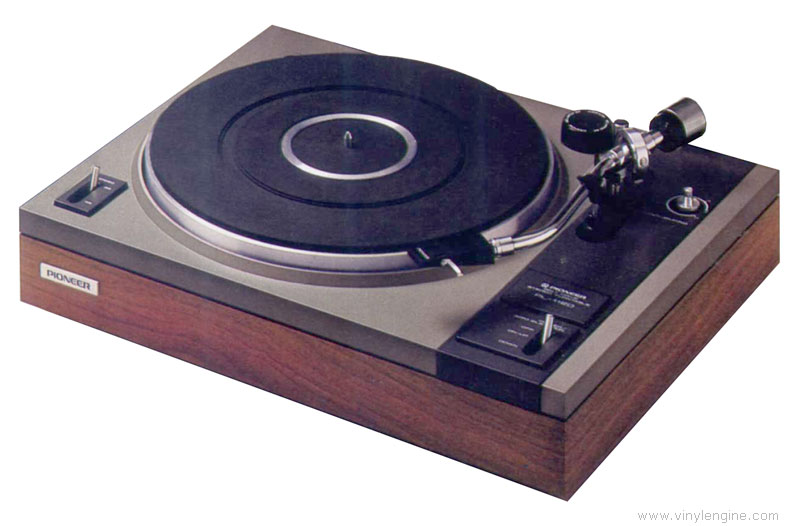 Compliancia Pioneer_pl-112d_belt-drive_turntable