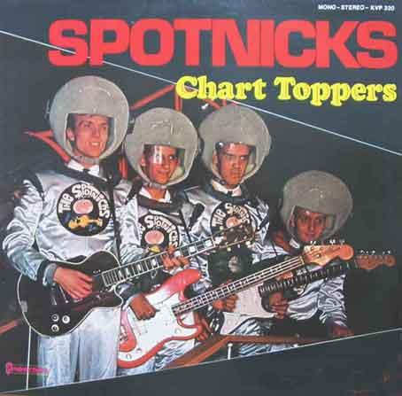 Les pochettes les plus tartes ou moches (hors classique) - Page 2 The-spotnicks