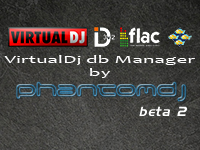 VirtualDj db Manager Virtualdj_tools_9263