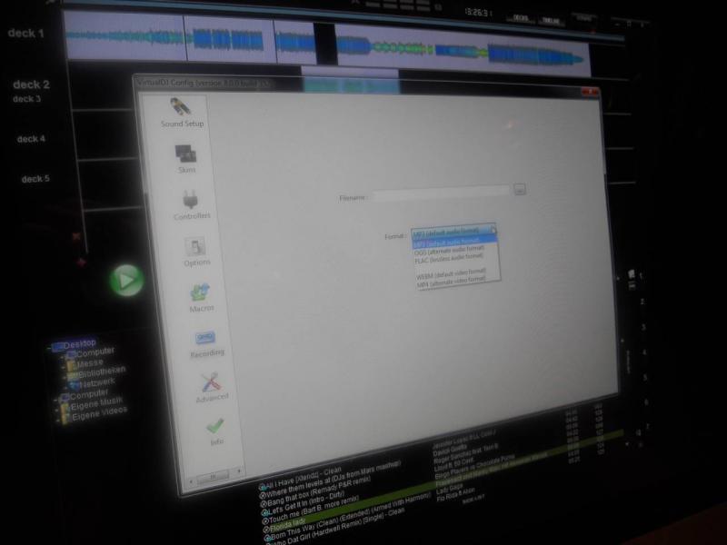 VirtualDJ 8 Prime informazioni ed immagini. VirtualDJ-8-08