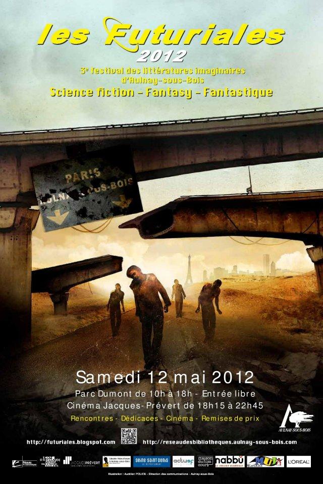 """""""Futuriales"""" le 12 mai 2012 à Aulnay sous Bois  Futuriales-2012"""
