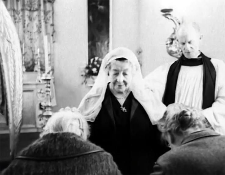 Dorothy Kerin (1889-1963), mystique anglicane, stigmatisée, et possédant le don de guérir les malades. (Vidéo 1 min) Stigmata907