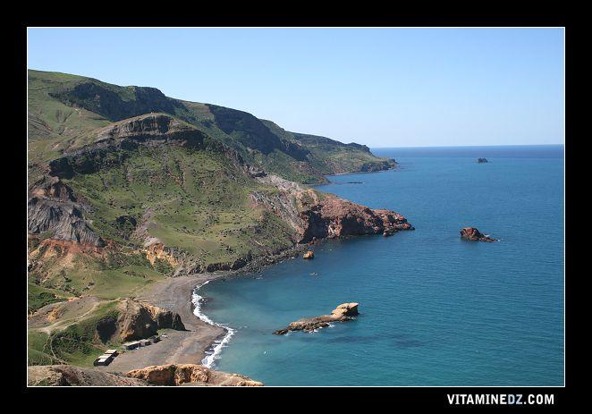 شواطئ و حمامات عين تموشنت  526-la-plage-sauvage-de-timlahine-a-cote-de-zouanif-et