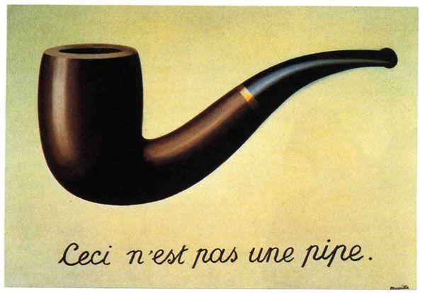 Un peintre belge: René Magritte Magritte-La-trahison-de-image