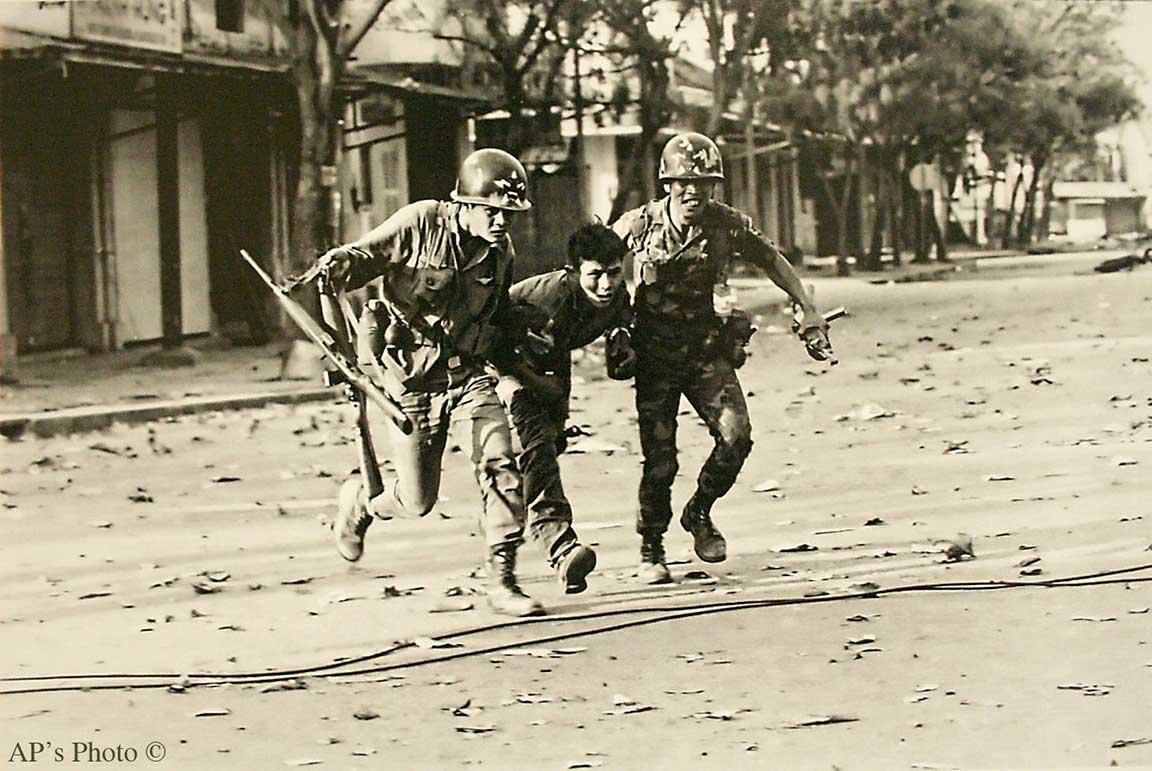 soldats sud-vietnamiens VNwar_photo79