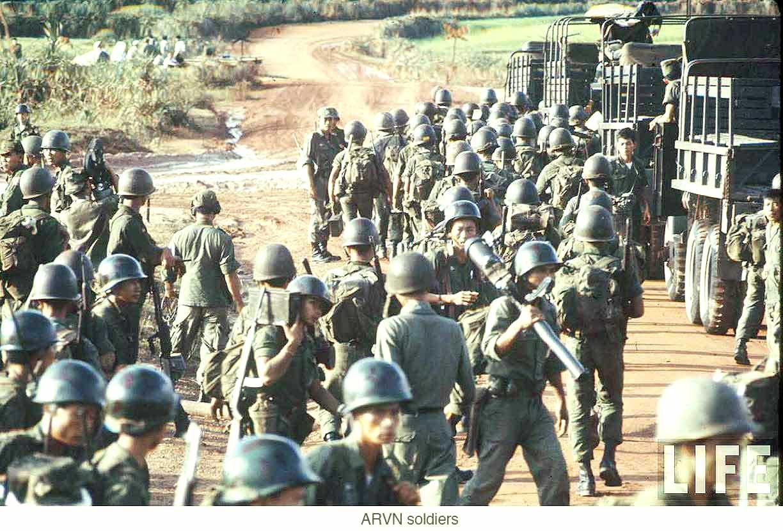 soldats sud-vietnamiens VNwar_photo32