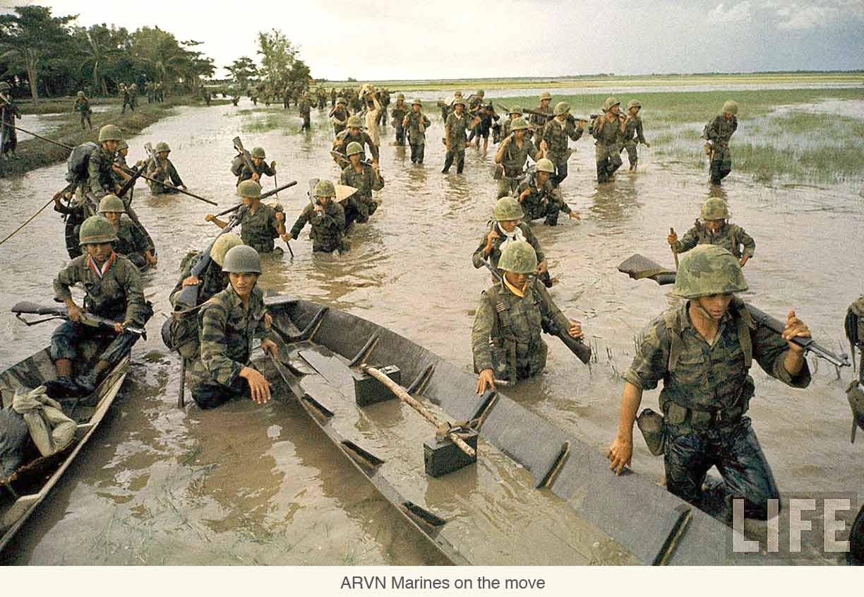 soldats sud-vietnamiens VNwar_photo43