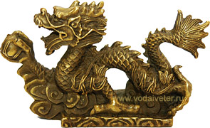 Дракон фэн-шуй Dragon