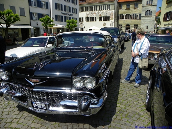 Cadillac Tour macht in Überlingen Kaffepause 2012.05.18.cadillac_ueberl07k_detail