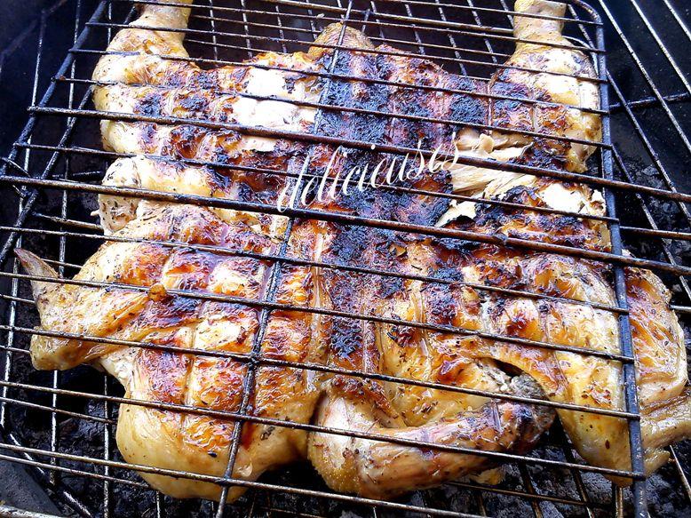 Κοτόπουλο Πεταλούδα σχάρας και φούρνου 0132