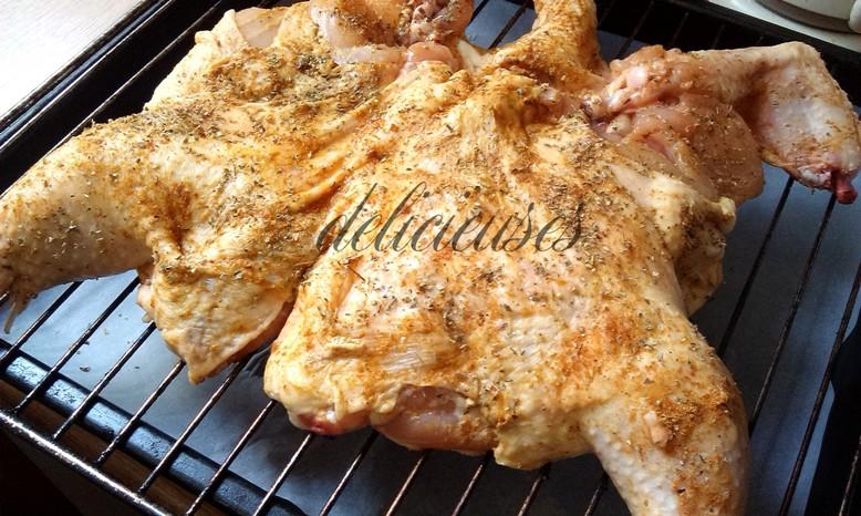 Κοτόπουλο Πεταλούδα σχάρας και φούρνου 2806