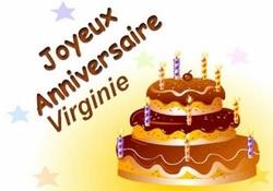 Joyeux anniversaire Virginie Joyeux-anniversaire-virginie