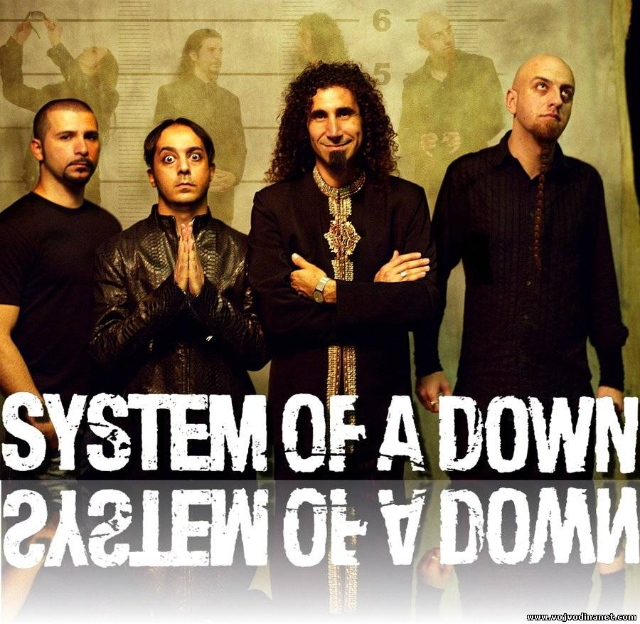 System of a Down 1507899