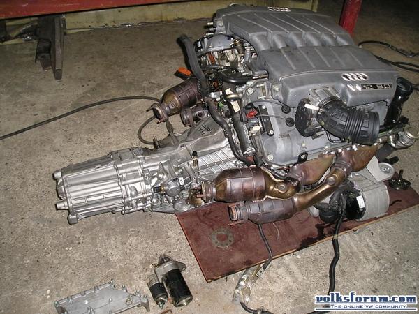 Fridolin W12 project! Motorbakfridolin015
