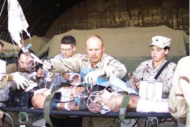 أمريكا تتستر على بعض صور نتائج معركة عاصفة الصحراء بالعراق 3901