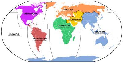Italia, base y trampolín de Estados Unidos hacia África  Commands-74545