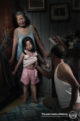 38% van de daders van kindermisbruik is familie Vies-283x425