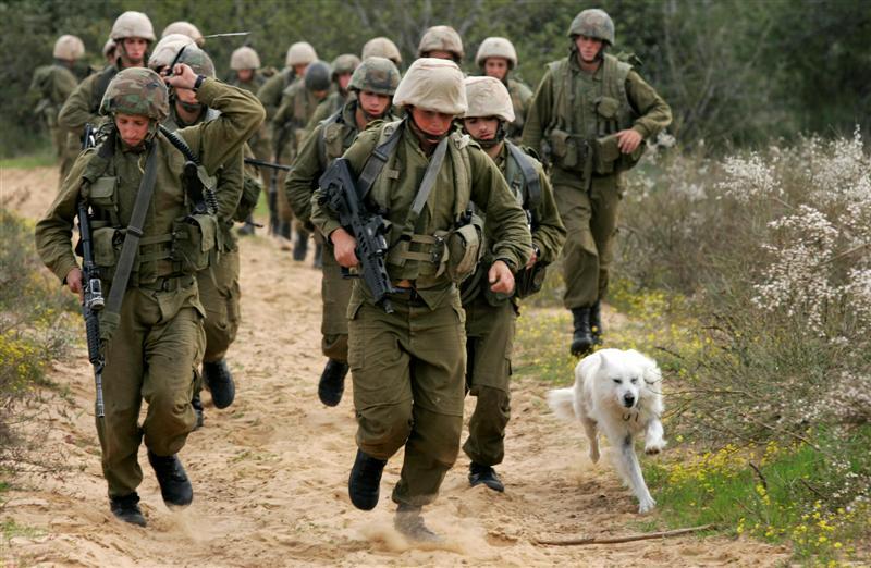 كتيبه كراكال الاسرائيليه .....Caracal Battalion  Is5r
