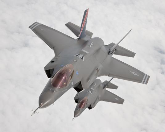 t50/pak fa  ليست شبحيه حتى الان بالتحليل والصور والمصادر  - صفحة 2 F-35_JSF