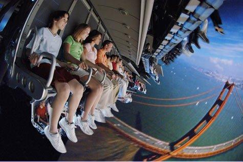 Walt Disney World et Universal Orlando en amoureux du 5 au 13 juin 2011 (update page 5) Soarin