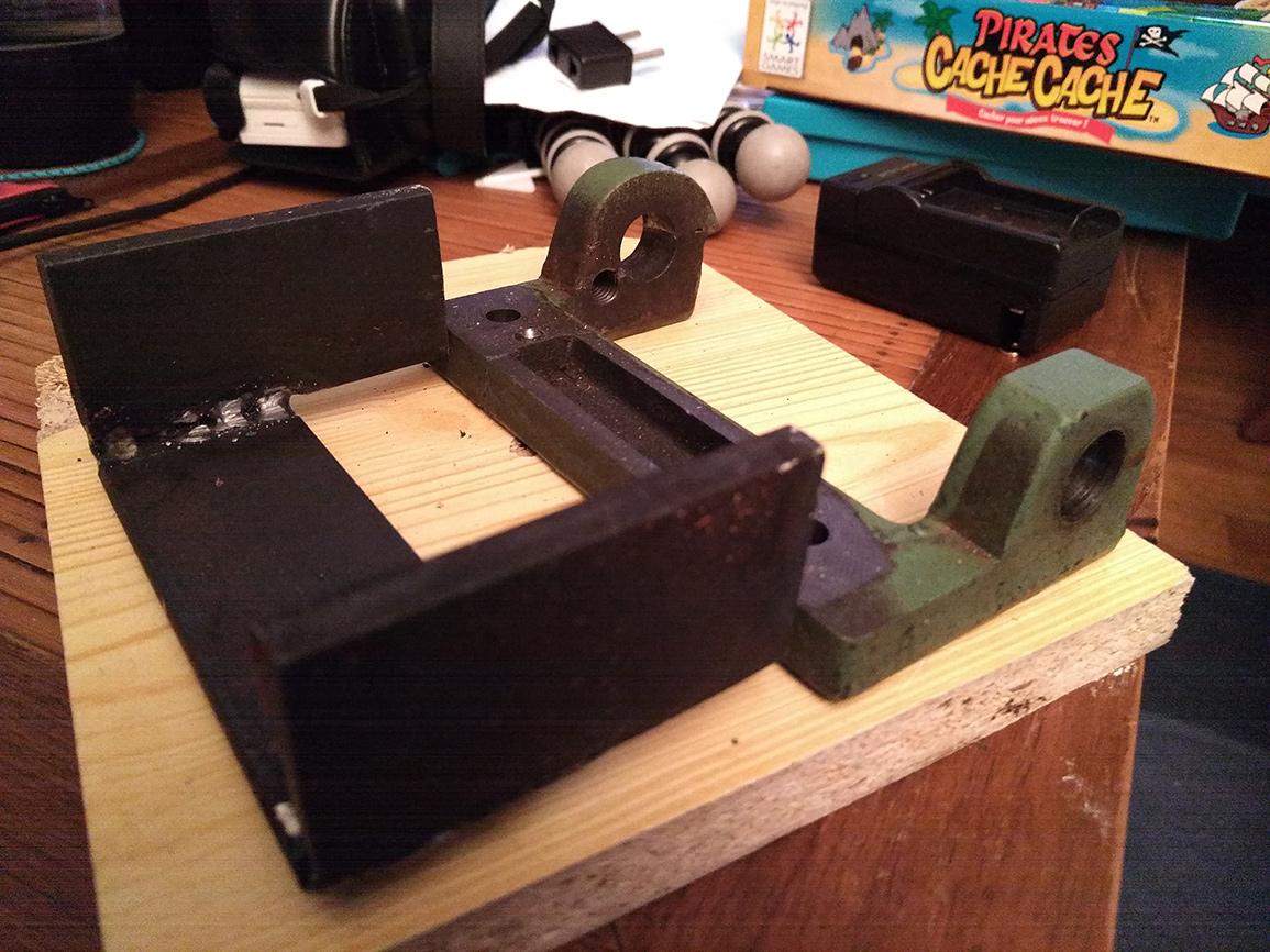 Combiné Lurem C210B : réparation/fabrication d'une charnière de table de dégauchisseuse (support de chape) IMG_20160125_232221