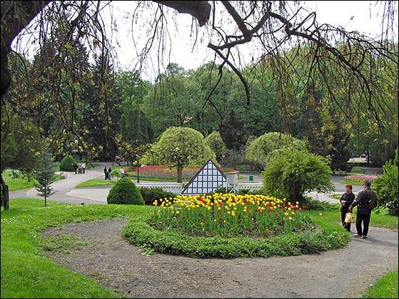 Banje i jezera Srbije Park2