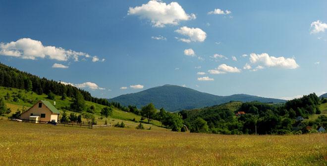 Srpski turizam - Planine Gocvelika