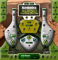 Acrobatic Alien v1.7 - VST Plugin Acrobatics_alieno