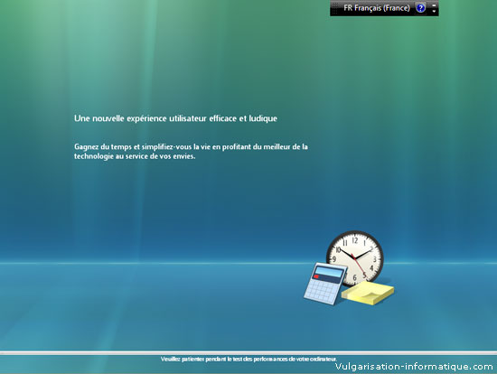 Installer Windows Vista Etape_17