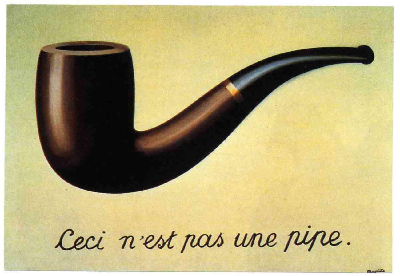 OMA XXIII: Les maisons de vieux ont le plus haut taux de MST au monde - Page 2 Magritte-La-trahison-de-image