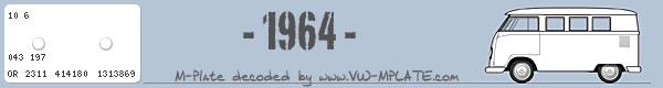 T1 Kombi 1964 - Page 2 Mplate2-7897