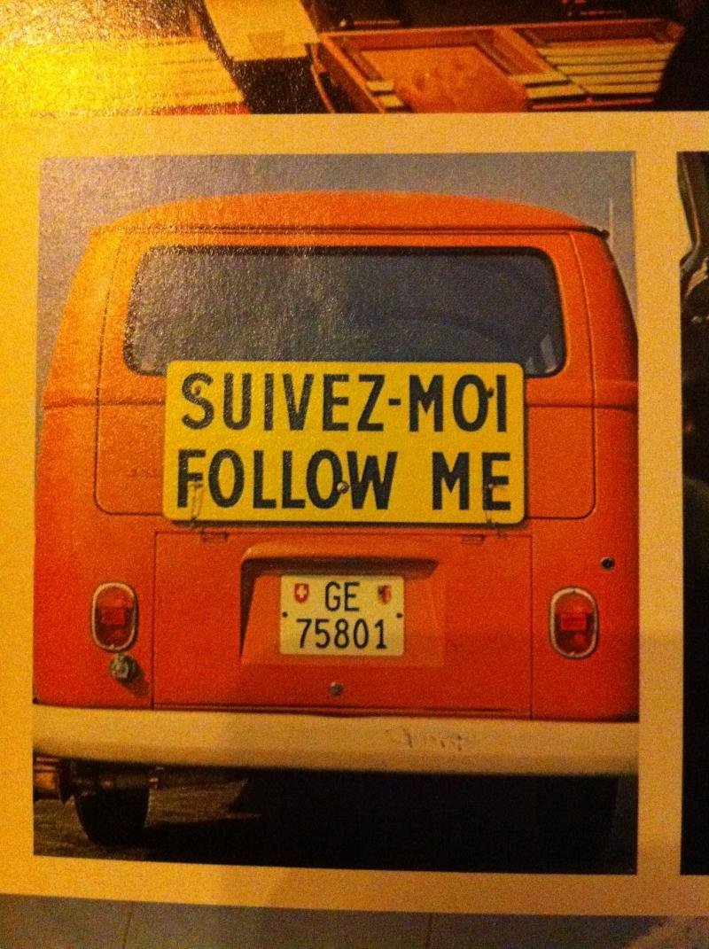"""""""Follow Me"""" Car Normal_IMG_1565"""