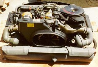 Motor Tipo 1 en Volkswagen Typ 3 Nos.pancake1