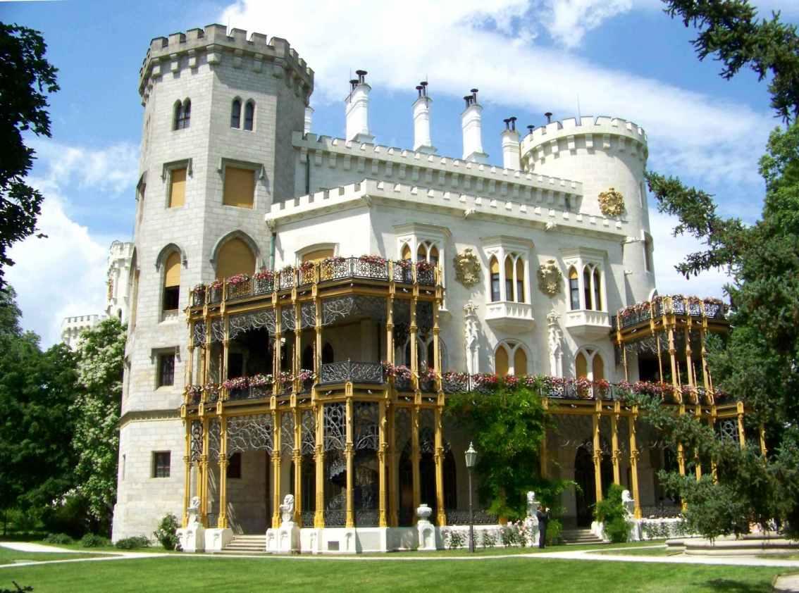 Château de Martine 19/11/2015 trouvé par Ajonc Hluboka-nad-vltavou-415